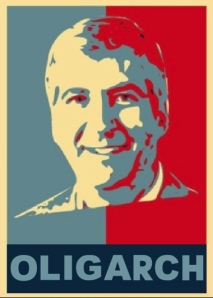 Rick Snyder, Oligarch (Recall Rick Snyder for Michigan)